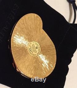 Estée Lauder Exotiques Paisley Parfum Solide Compact 2015 Le Nib
