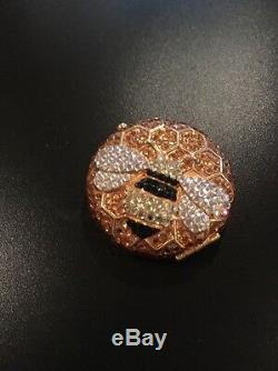 Estee Lauder Glamour Bee Lucidity Poudre Compacte 0.1 Oz 2.8 G
