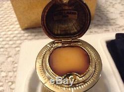 Estée Lauder Globe Parfum Solide Compact 2001 Mib