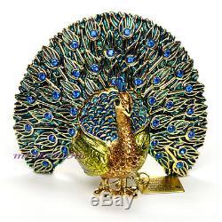 Estee Lauder Glorious Peacock Parfum Solide Compact 2006 Toutes Boites