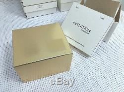 Estee Lauder Gold Pegasus Solide Parfum Compact Vtg Orig Box Nib
