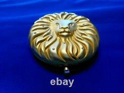 Estee Lauder Golden Leo Poudre Compacte À Pression Translucide De Lucie