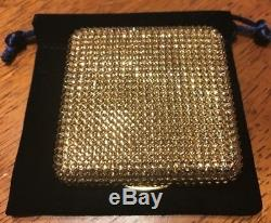 Estee Lauder Golden Nights Compact Lucidity 06 Poudre Compacte Transparente Nib