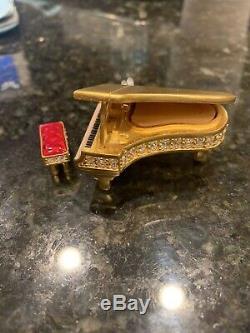 Estee Lauder Grand Piano Compact Pour 1999 Parfum Solide