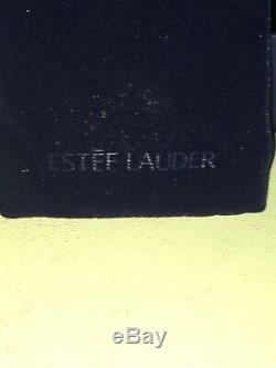 Estee Lauder Harmonie Compact Cristal Swarovski Poudre Compacte Lucidity Mib