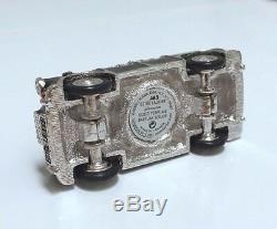 Estee Lauder Harrods 1 Sur 300 Londres Taxi Solid Parfum Compact / Orig Boîtes Mibb