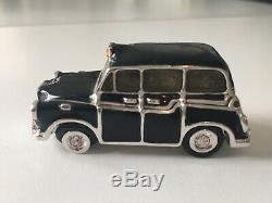 Estee Lauder Harrods Taxi 1/300 Solide Parfum Compact In Orig Boxes