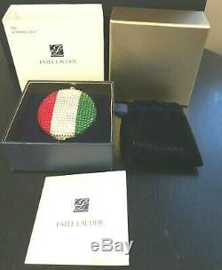 Estee Lauder Italia Compact 01 - Cristaux De Poudre Compacte De Perfectionnement Translucide