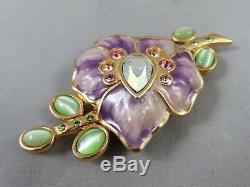 Estee Lauder Jay Strongwater Sensuous Vibrant Violet Parfum Solide Compact