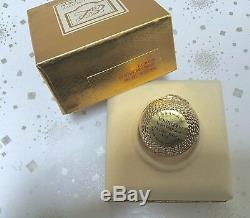 Estee Lauder Jeunesse-dew Edition Scarce Solide Parfum Compact Orig. Box, C. 1993