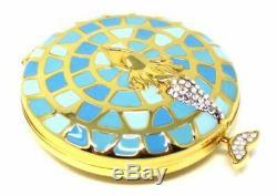 Estee Lauder Lady Of Sea Compact 01 Poudre Pressée Translucide 0.1oz Le Newithbox