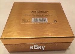 Estee Lauder Lin Blanc King Charles Spaniel Parfum Compacte Figural Compact 2001