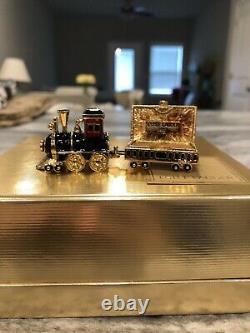 Estee Lauder Locomotive Compacte Pour Le Parfum Solide