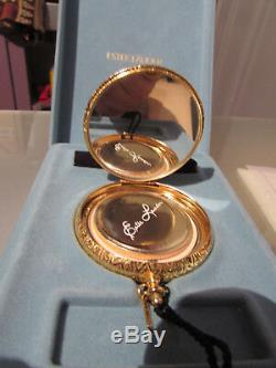 Estee Lauder Lucidité Compact Poudre D'or Classic Limited Edition New Withbox