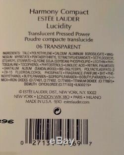 Estée Lauder Lucidity Crystal Flower Harmony Poudre Compacte Poudre Compacte Mibb