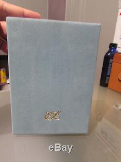 Estee Lauder Lucidity Poudre Compacte Golden Classic Édition Limitée Nouveau Withbox
