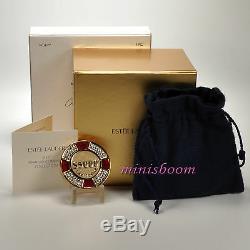 Estee Lauder Lucky Chip Compact Pour Parfum Solide 2007 Toutes Les Boîtes