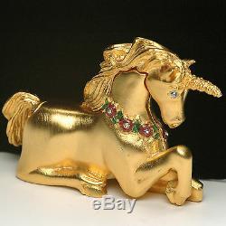 Estée Lauder Magique Unicorn Parfum Solide Compact 2001 Collection