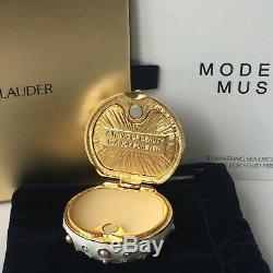 Estee Lauder Moderne Muse Chatoyante Oursin Parfum Solide Compact Neuf Dans La Boîte