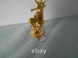 Estee Lauder One Of A Kind Seahorse Solid Perfume Compact Flambant Neuf