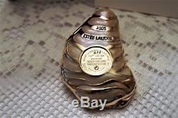 Estee Lauder Opulent Oyster Pleasures Parfum Solide 2005 Toutes Les Boîtes Nouveau