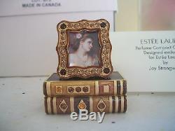 Estee Lauder Parfum Compact Rare 2002 Édition Romantique Mibb Beautiful
