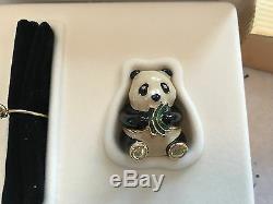 Estee Lauder Parfum Panda Assis Compact Connaissant Mibb Mignon