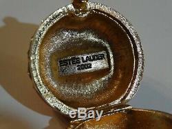 Estee Lauder Parfum Solide Apple Amérique Compact 2002