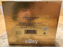 Estee Lauder Parfum Solide Birdbath Compact Mib Pleasures 2001