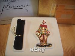 Estee Lauder Parfum Solide Cirque Compact Clown Mibb