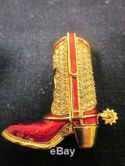 Estee Lauder Parfum Solide Collection Compact Belle Boot Santiags