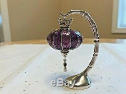Estee Lauder Parfum Solide Compact 2005 Lanterne Royale Vide