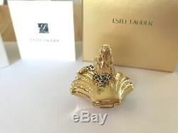 Estee Lauder Parfum Solide Compact 2017 Déesse De La Mer Belle Nib Parfum