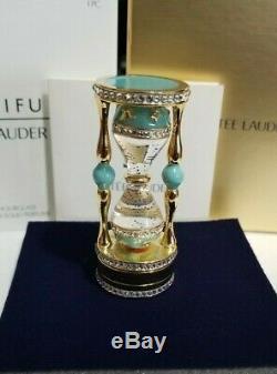 Estee Lauder Parfum Solide Compact 2019 Jeweled Hourglass Mibb Mondial Des Navires