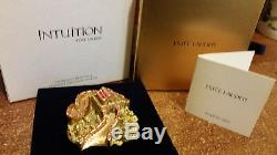 Estee Lauder Parfum Solide Compact Glorieux Grande Muraille Les Deux Boîtes