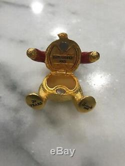Estee Lauder Parfum Solide Compact Harrod Ours 2005