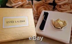 Estee Lauder Parfum Solide Compact Théière 1999 Perfume