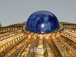 Estee Lauder Parfum Solide Gemstone Pendant Compact