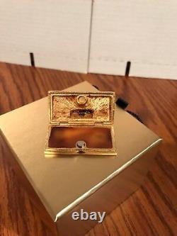 Estee Lauder Pleasures 2006 On Broadway Edition Limitée Solid Parfum Compact