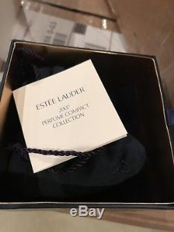Estee Lauder Pleasures 2007 Compact Compact Parfum Lucky Vegas Nouveau
