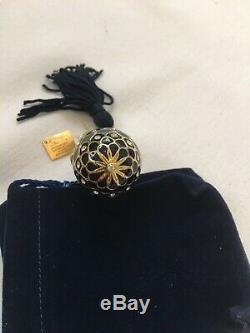 Estee Lauder Pleasures 2007 Holiday Jolie Paisley Parfum Solide Compact Nouveau