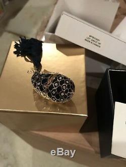 Estee Lauder Pleasures 2007 Pretty Compact Paisley Solid Parfum Compact Nouveau
