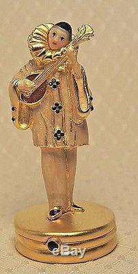Estee Lauder Pleasures Classic Clown Compact Pour Parfum Solide 1999 Perfect