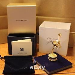 Estee Lauder Pleasures Exotic Bird Compact Pour Parfum Solide Nib