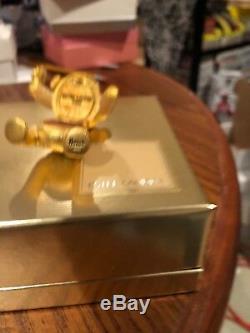 Estee Lauder Pleasures Harrods Compact Compact Parfum 2002