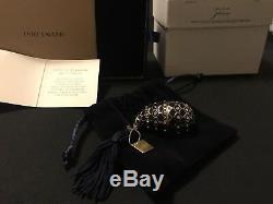 Estee Lauder Pleasures Nib 2007 Jolie Compacte Paisley Pour Le Parfum Solide
