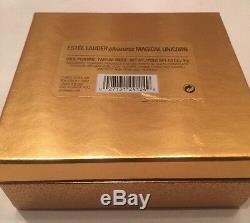 Estee Lauder Pleasures Unique Magique Parfum Solide Compact 2001 Nib