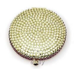 Estee Lauder Poudre Compact 2004 Golden Halo Mibb