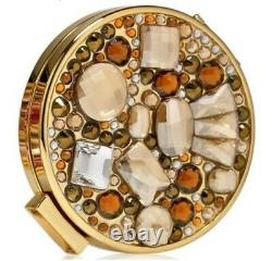 Estee Lauder Poudre Compact 2013 Topaz Starry Night Mint Condition