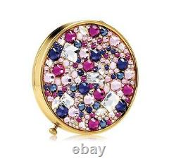 Estee Lauder Poudre Compact Amethyst Treasure Mint Condition